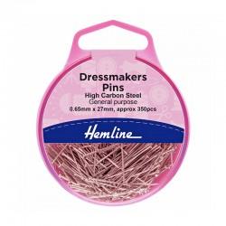 Hemline Dressmaker Pins