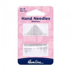 Hemline Hand Betweens...