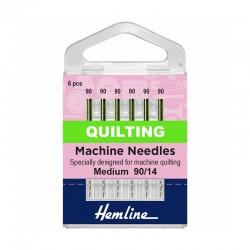 Hemline Machine Quilting...
